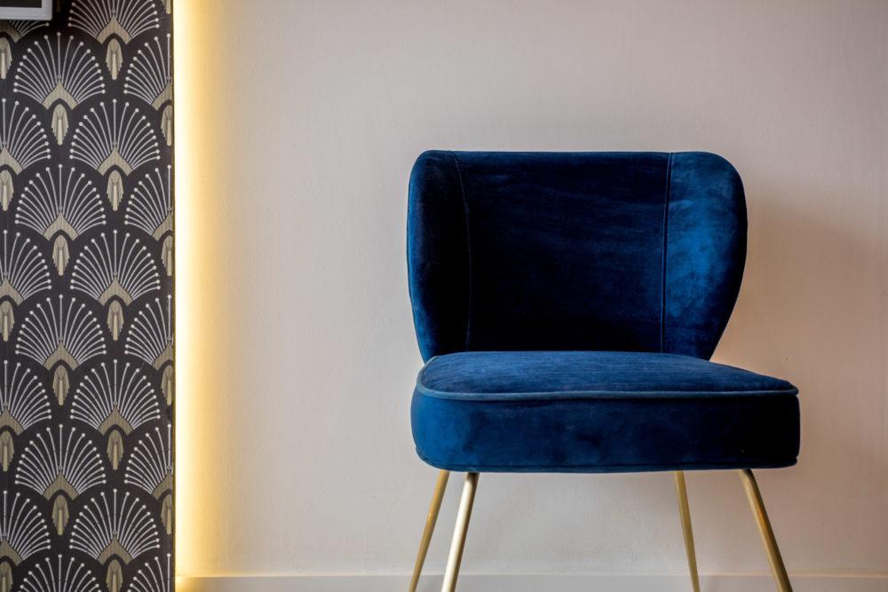 chaise design hotel