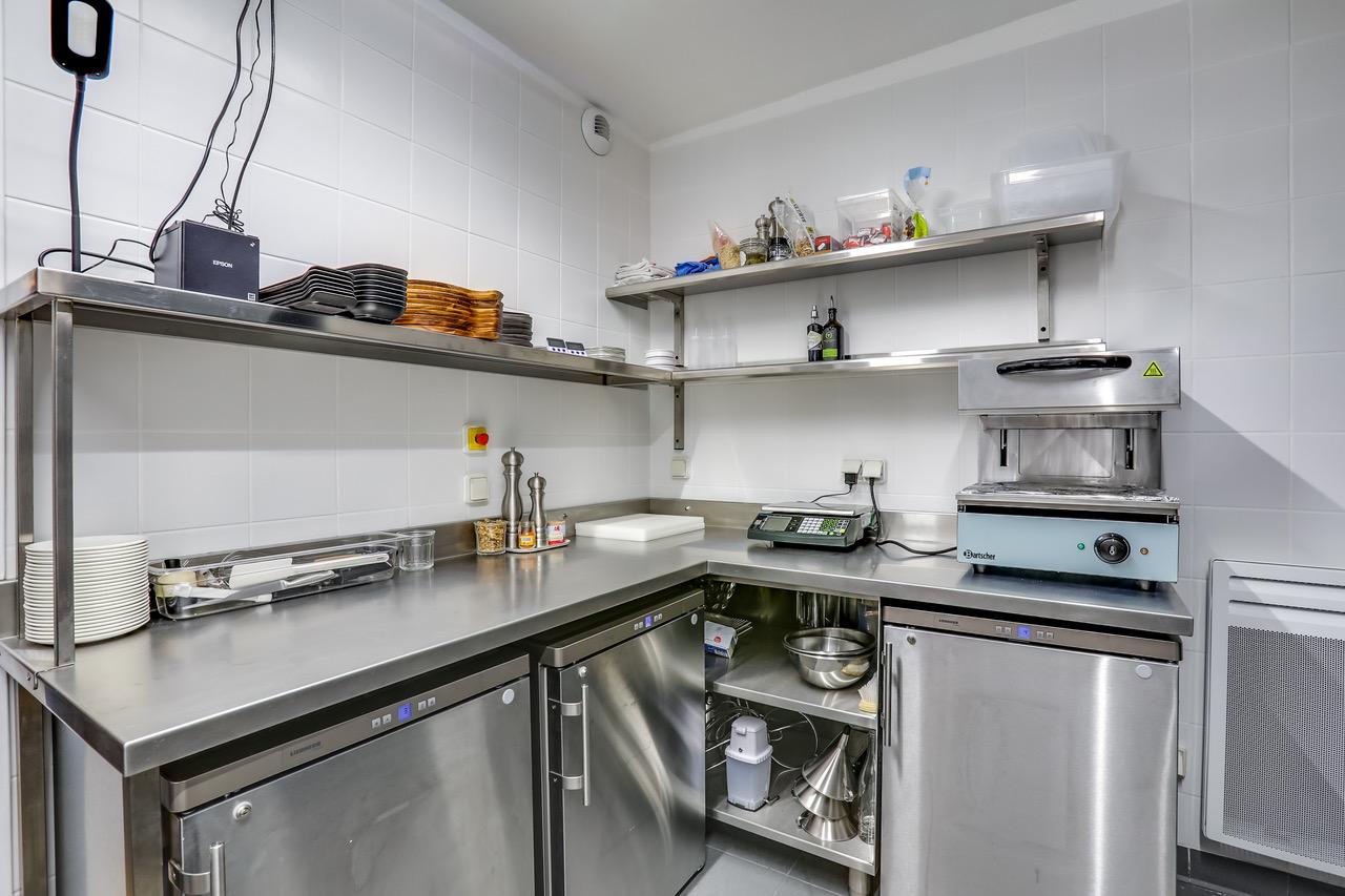 cuisine production bar