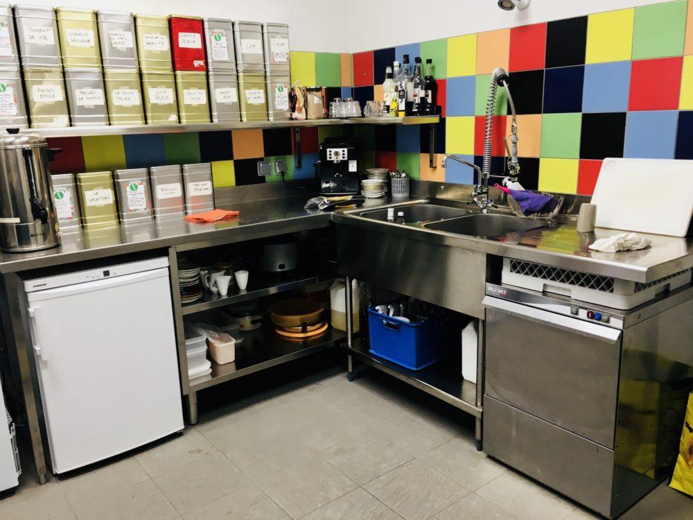 cuisine professionnelle ergonomique