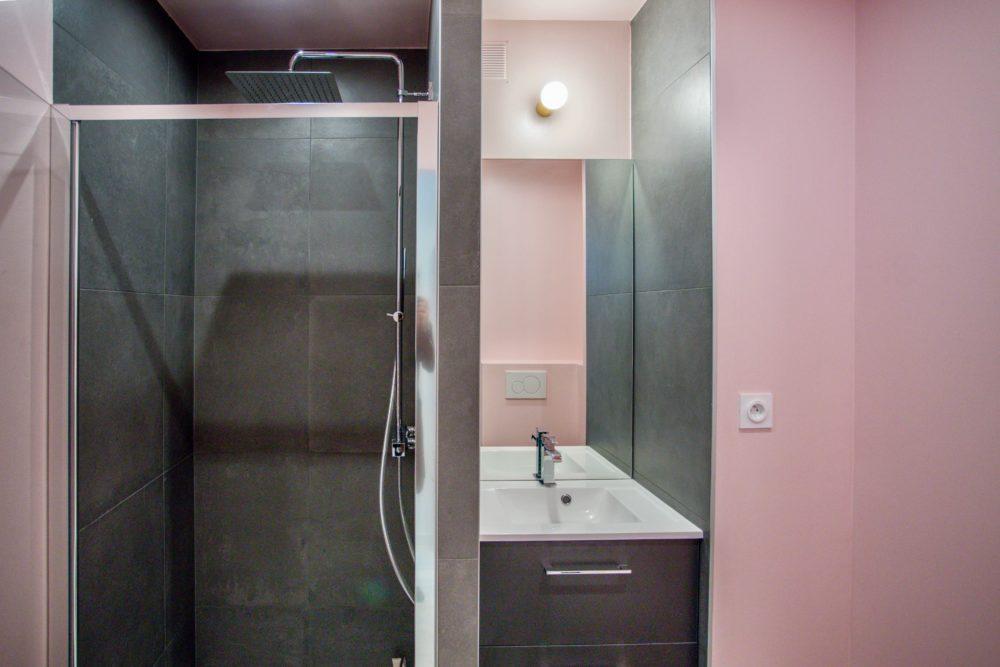 salle de bain hotel nero