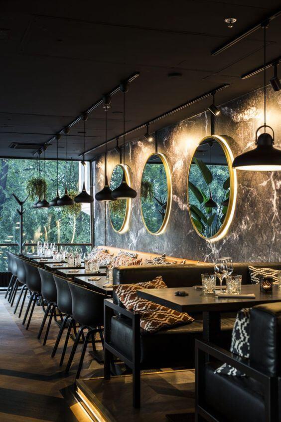 Restaurant Interieur Design.Architecte Interieur Restaurant Design