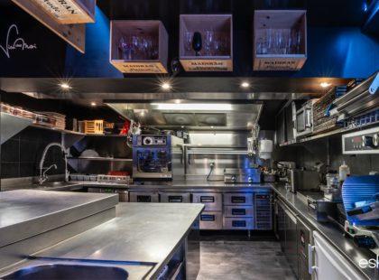 conception cuisine professionnelle