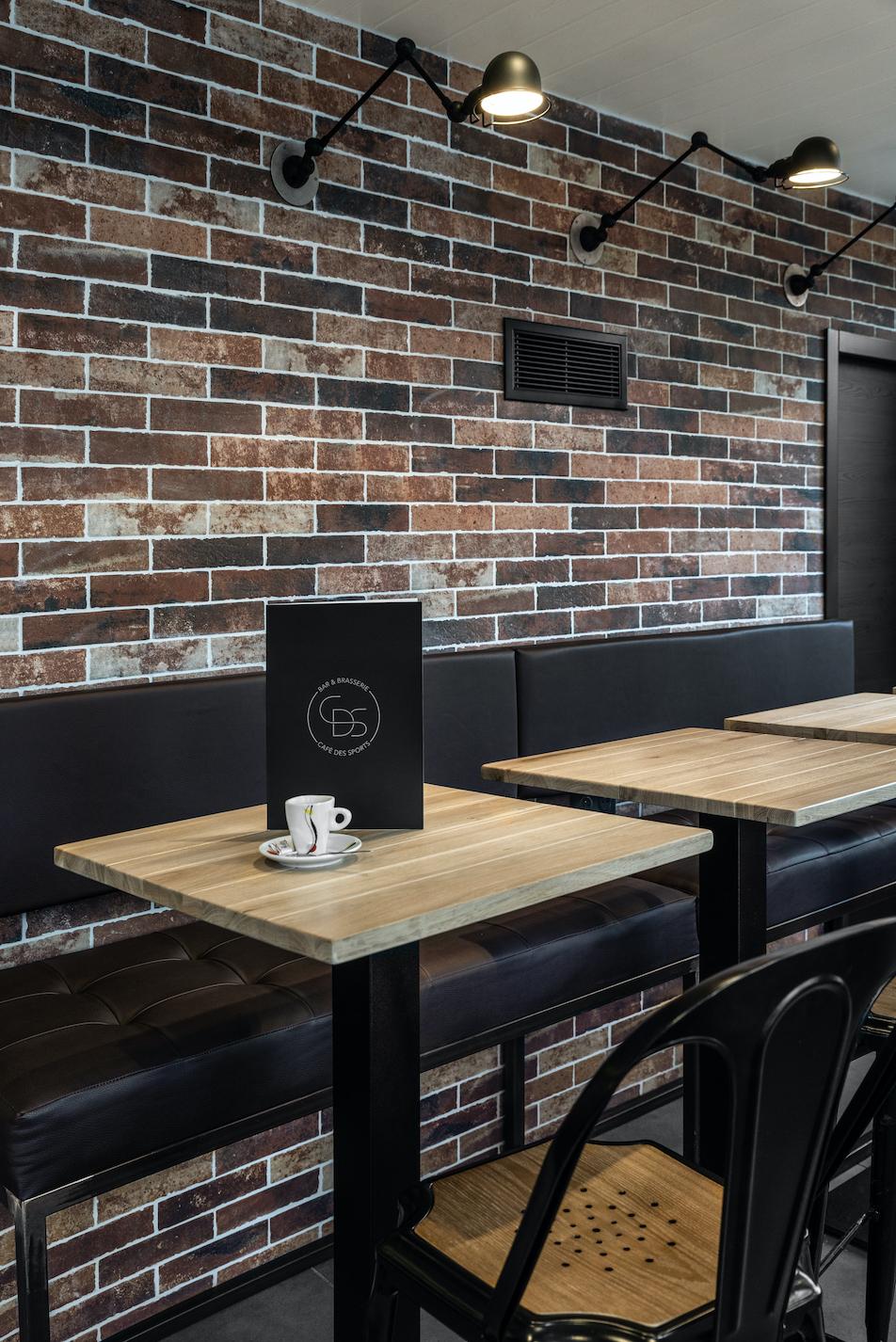 mobilier bar restaurant cafe rumilly