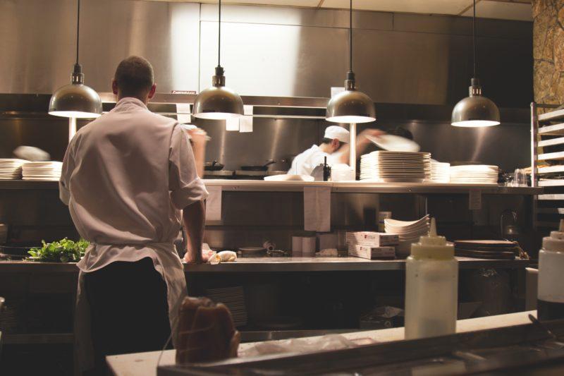 equipement cuisine professionnelle